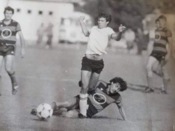 """Скъп спомен: След десет години лутане из зоните Локо (Русе) се завръща в """"Б"""" група през 1984 г."""