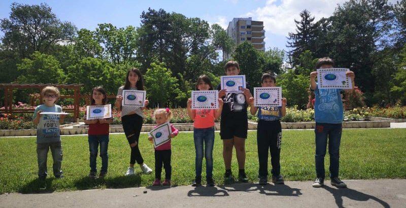 """Спортен празник в Парка на младежта по инициатива на ЦСРИ - Русе към сдружение """"Център Динамика"""""""