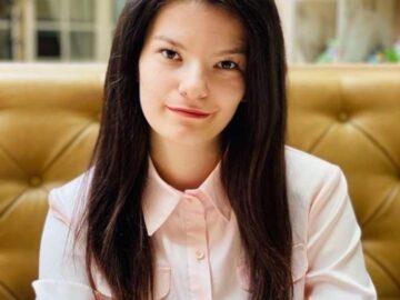 """Председателят на Младежки парламент Магдалена Дюлгерова беше избрана за посланик на """"България на младите"""" от Русе"""