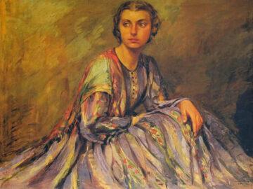 Изложба по повод 125 години от рождението на Олга Шеханова - Шишкова е подредена в РХГ