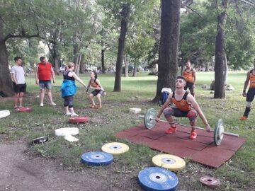 """ТСК – Русе се включи с урок на откритото в инициативата """"100 дни спорт"""""""