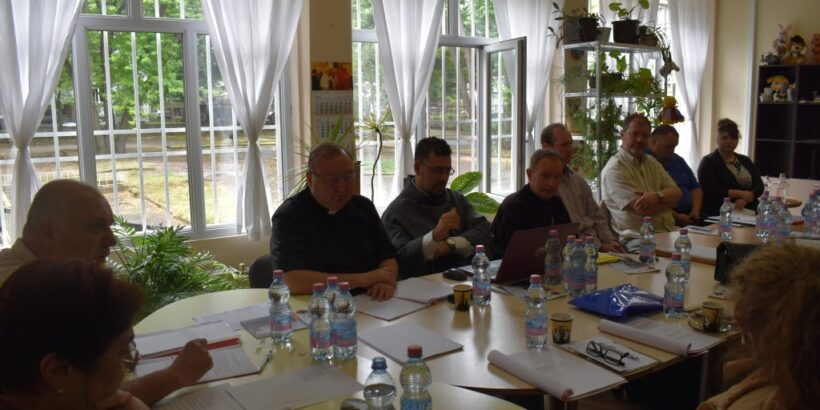 Монсеньор Страхил Каваленов е новият председател на Каритас Русе