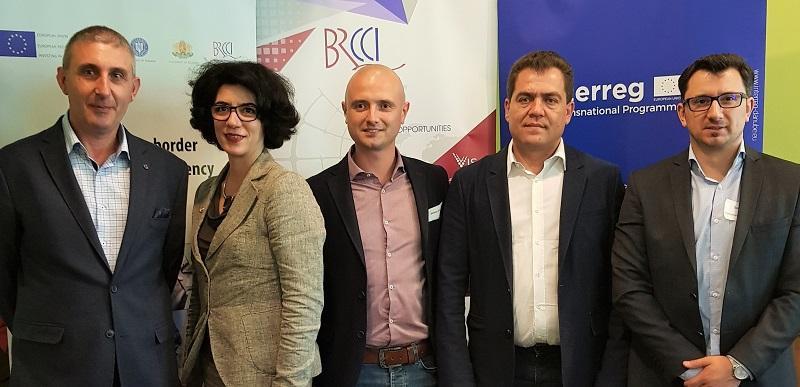 Петко Димитров е председател на УС на Българо-румънска търговско-промишлена палата
