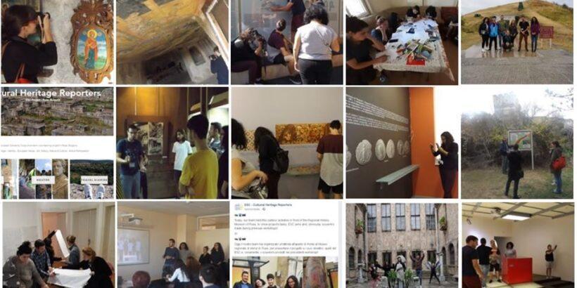 """В РБ """"Л. Каравелов"""" ще се открие изложба и презентира проект """"Репортери за културно наследство"""""""