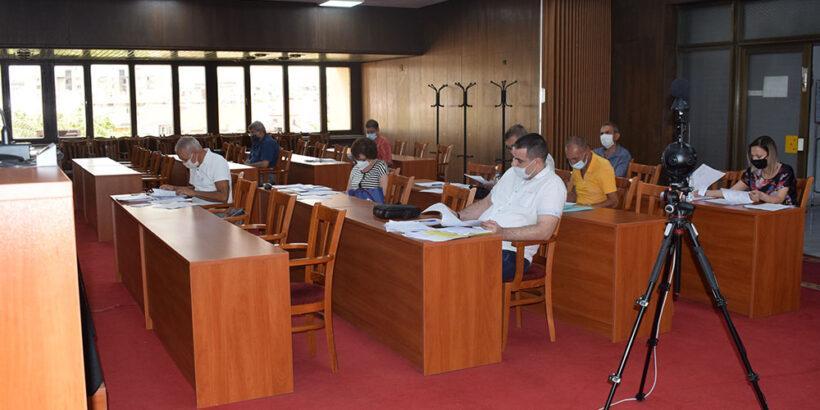 заседание комисия общински съвет русе