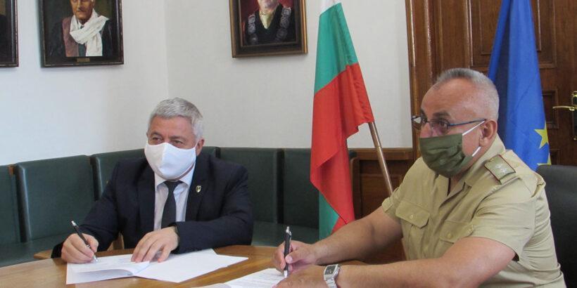 ректори подпис русе