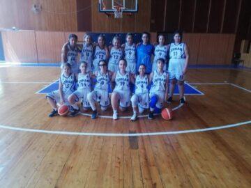 """Момичетата U 12 на СКБ """"Дунав-Русе-2016"""" се класираха на държавните финали"""