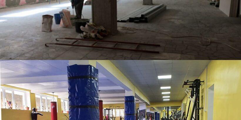 В Русе вече е факт спортна зала, в която могат да тренират хора с увреждания направо от количките си