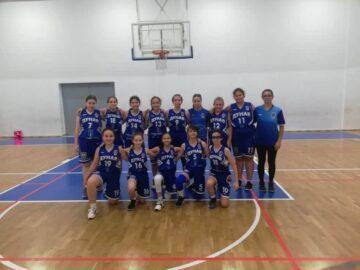 """Момичетата U12 на СКБ """"Дунав-Русе-2016"""" успяха да се реваншират на """"Светкавица"""