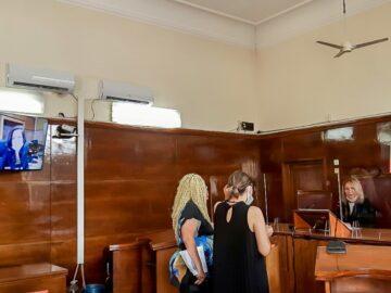 Видеоразпит за първи път в Окръжен съд - Русе
