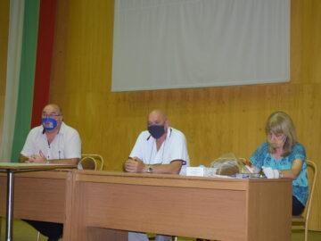 Pъководството на Община Русе сесрещна с доставчици на социални услуги