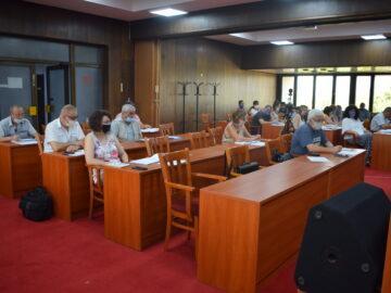 Заседанията на постоянните комисии приключиха, предстои временната комисия за качество на атмосферния въздух в Русе