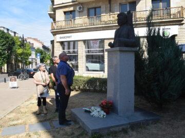В Русе почетоха 115 години от рождението на Елиас Канети