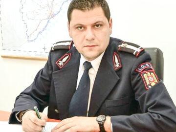 Началникът на Окръжния инспекторат за извънредни ситуации в Гюргево е заболял от коронавирус