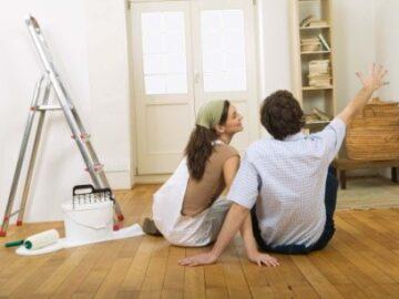 ремонт апартамент