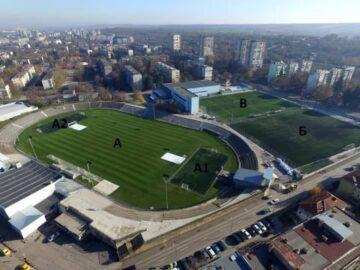стадион Дунав