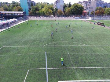 """Отборът до 17 - годишна възраст на ФК """"Дунав"""" - Русе стартира също успешно новия сезон"""