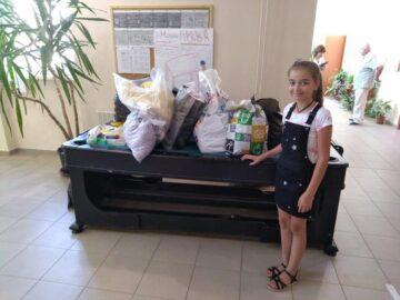 Русенско дете с поредна благотворителна инициатива за малчугани в нужда