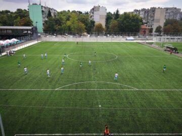 Юношите на ФК Дунав се изправиха в равностойни дуели с връстниците си от Берое