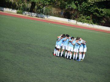 Отборът на ФК Дунав записа категорична победа в елитната група до 15 години