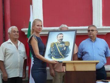 Биографичната книга на о. з. майор Вуто Нанов бе представена във Военния клуб