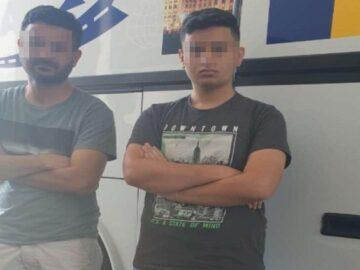Шофьор на автобус опита да подкупи граничен полицай на Дунав мост 1, за да пропусне двама нелегални мигранти от Сирия