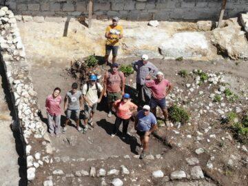 Завърши археологическият сезон в Средновековния град Червен за 2020 година