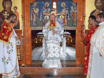 Храмов празник на Басарбовската света обител