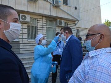 """Министърът на здравеопазването посети """"Медика"""""""