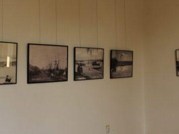 """В Окръжен музей - Гюргево бе подредена изложбата """"Дунавът на модерна Румъния - фотографски портрет"""""""