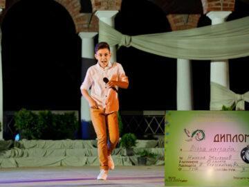 Никола Желязков от Русе с приз от национален певчески конкурс