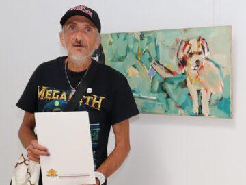 Десислав Михайлов открива самостоятелна изложба в РХГ