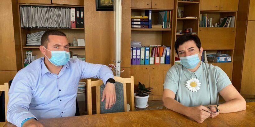 Кметът на Община Русе Пенчо Милков се срещна със специалистите по дентална медицина в Русе