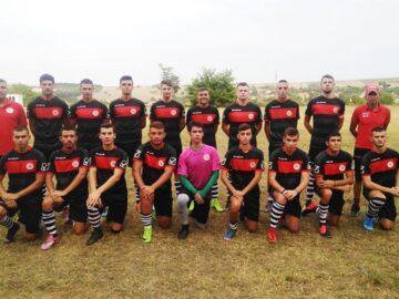 Локомотив (Русе) стартира с категорична победа в новото първенство на Областната група
