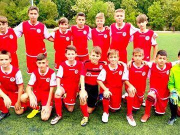 Локомотив (Русе) започна с победа в първенството на подготвителната група