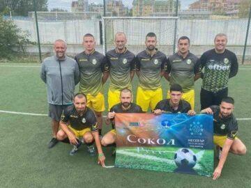ФК Сокол успя да влезе между 8-те най-силни клуба по мини-футбол в България