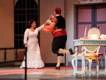 """Държавна опера - Русе представя втората премиера на операта """"Севилският бръснар"""""""