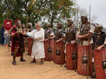 """Повече от 1600 човека присъстваха на тазгодишното издание на Римски пазар на """"Сексагинта Приста"""""""