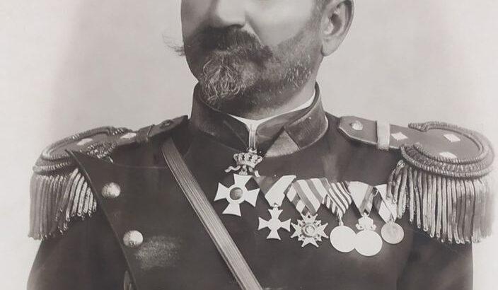 Навършват се 100 години от кончината на строителя на Военния клуб в Русе – генерал-майор Христо Драндаревски.