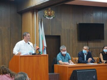 Кметът на Община Русе Пенчо Милков призова русенци да бъдат активни в борбата за по-чист въздух