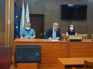 Състоя се 5-ото заседание на временната комисия, отговаряща за чистотата на атмосферния въздух в Русе