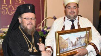 Толерантност и приятелски отношения между мюфтия и митрополит в Русе