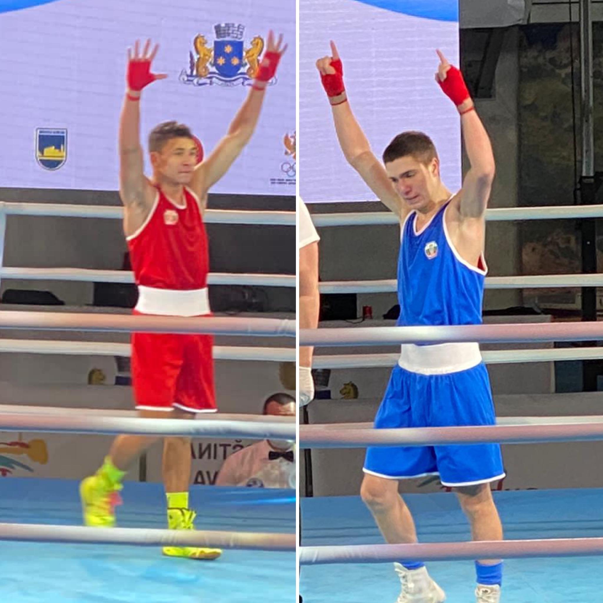 Радослав Росенов е на полуфинал в Будва