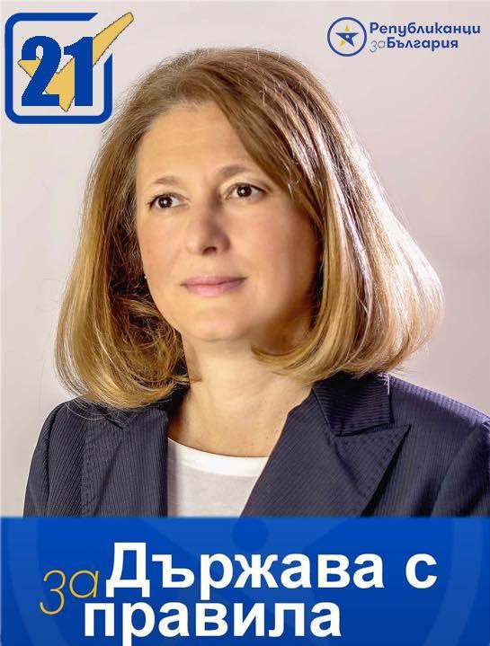 Предизборна хроника: Д-р Джема Грозданова: Електронното управление е мярката срещу корупцията